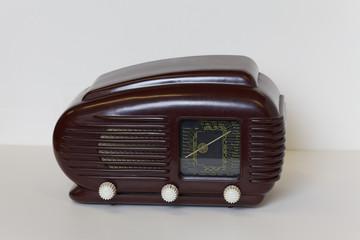 Tesla, Modell Talisman 308 U, tschechiseches Radio von 1948,