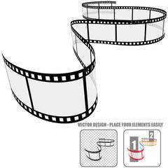 Vector Film Roll #2