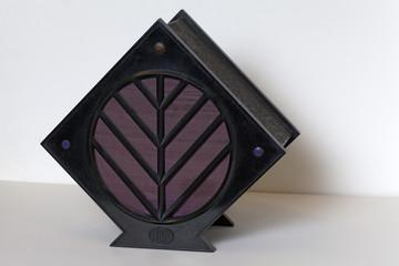 Lautsprecher mit originellem Design von 1938