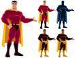 Superhero Presenting