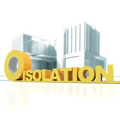 Modern building insulation