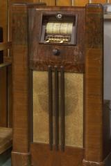 britisches Standradio von 1936