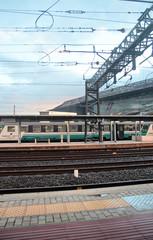 Tiburtina Railway station in Rome
