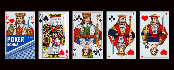 Romme oder Poker - jedes Spiel ist ein Schocker
