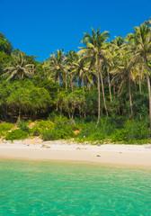 Vacation Retreat On a Sunny Beach