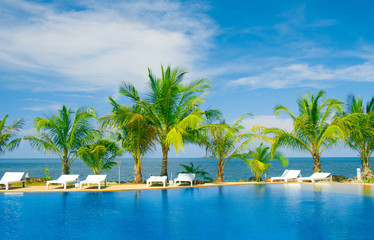Fancy Hotel Holiday Lifestyle