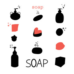 Icons soap