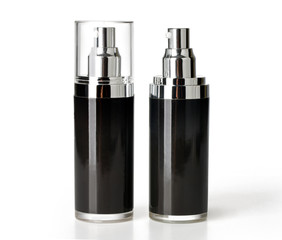 Blank black spray