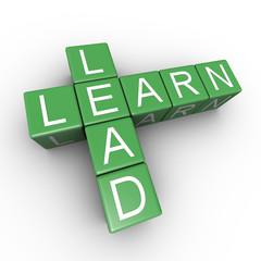 Lead Learn Text