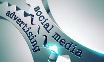 Social Media Advertising on the Cogwheels.