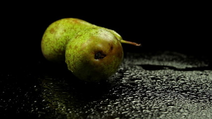 wet pears spin