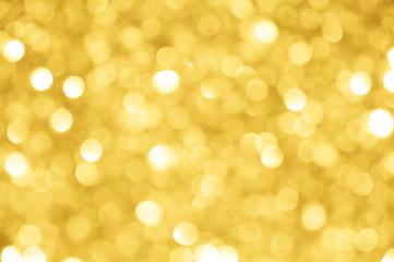 Glitzern und Funkeln in Gold