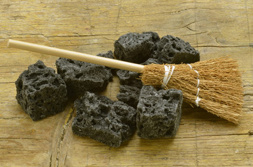Candy coal Carbone dolce Epifania Expo Milano 2015 Food