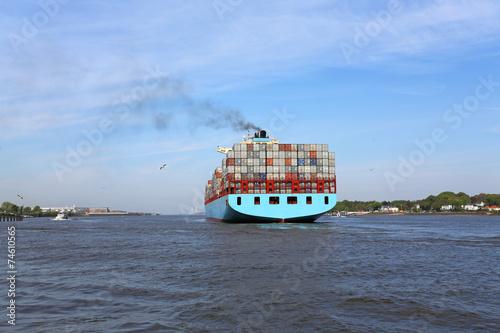 8400 TEU-Containerschiff - 74610565