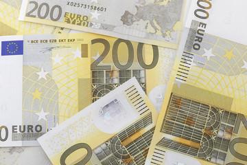 Money 200 Euro