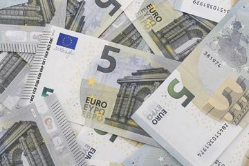Money 5 Euro