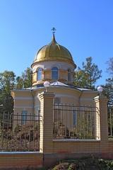 Село Орлино Гатчинского района, Спасо-Преображенский храм