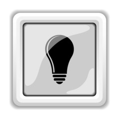 Light bulb - idea icon