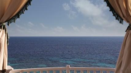 Serene Seascape Sharm El Sheikh Beach, Egypt