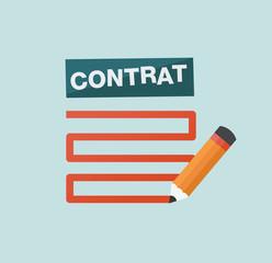contrat de travail - CDD, CDI, CDU