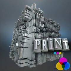 Print RGB