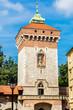 St. Florian's gate in Krakow