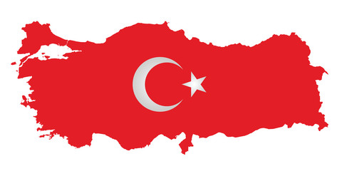 Flag of the Republic of Turkey