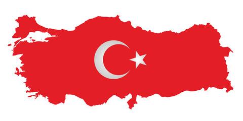 Flag of the Republic of Turkey
