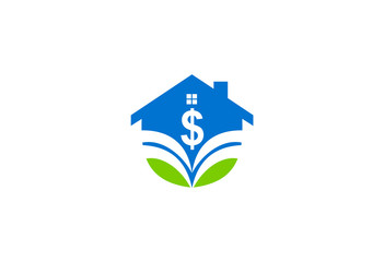 home dollar ecology logo