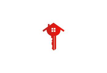 home key control vector logo