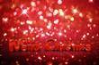 Christmas glitter background - Merry Christmas