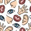 Five Senses Pattern
