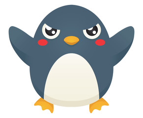 Angry Penguin