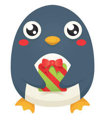 Gift Penguin