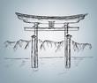 japanese illustration - 74619748