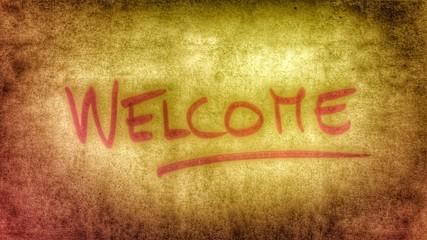Welcome...Willkommen
