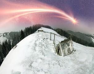 Polar fairy houses