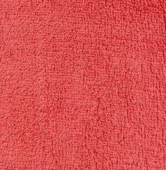 Red tissue background