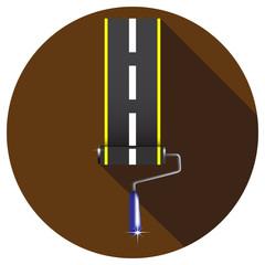Roll highway