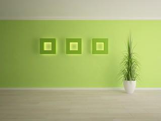 green interior concept