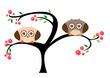 drzewo,sowy
