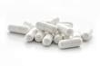 White medicine capsules - 74630196