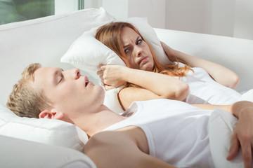 Snore problem