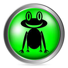 Frog button