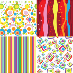 simple patterns background