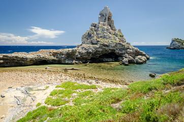 Island of Pianosa, Tuscany, Italy