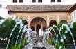 Obrazy na płótnie, fototapety, zdjęcia, fotoobrazy drukowane : Gardens of the Generalife in Spain, part of the Alhambra