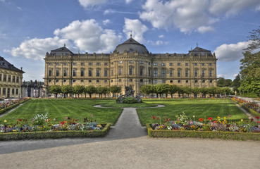 Wurzburg Residence, Germany