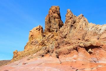 Tenerife - Roques de Garcia