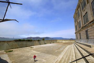 pénitencier d'Alcatraz